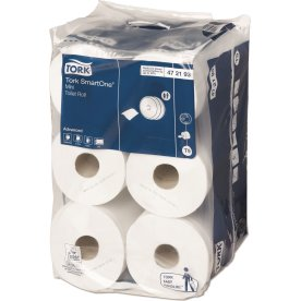 Tork T9 Advanced SmartOne Toiletpapir, 2-lag,12 rl