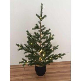 Juletræ 80 cm 50 LED lys