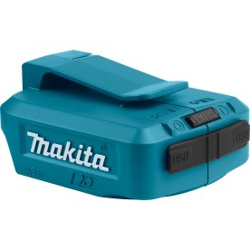 Makita Powerbank adapter t/ USB, 14,4-18V