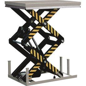Silverstone el-løftebord, 4000 kg, 400-2050 mm