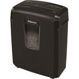 Fellowes Powershred 8Mc Micro-Cut makulator