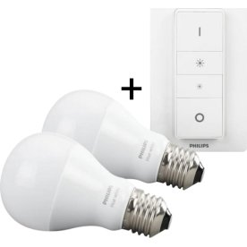 Philips HUE Dim kit 9.5W + ekstra pære