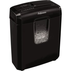 Fellowes Powershred 6C Cross-Cut Makulator