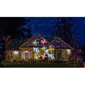 Udendørs julelys LED laser projektor