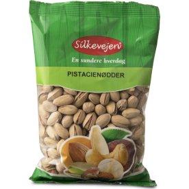 Silkevejen Pistacienødder, saltede/ristede, 250 g
