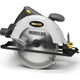 Probuilder Rundsav, 185 mm, 1400W
