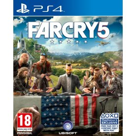 Far Cry 5 til Playstation 4