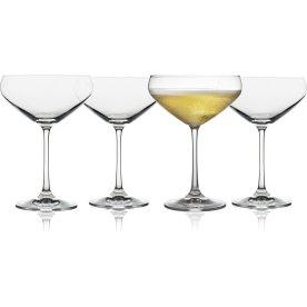Champagneskål Juvel, 34 cl., 4 stk.