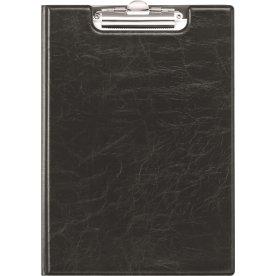 Durable Clipboard A4 dobbelt m. kopi indlæg, sort