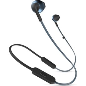 JBL Tune 205BT in-ear hovedtelefoner, blå