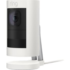 Ring Stick Up Cam Wired, PoE or Micro USB, etherne