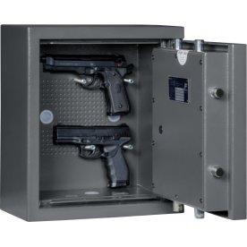Pistolskab KWT 900, Nøglelås