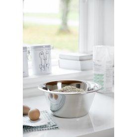 Køkkenskål blankpoleret, 2,5 L