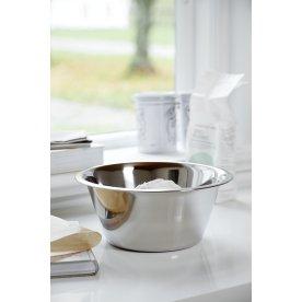 Køkkenskål blankpoleret, 3,2 L