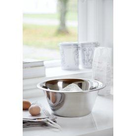 Køkkenskål blankpoleret, 4,2 L