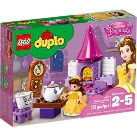 LEGO DUPLO 10877 Belles teselskab, 2-5 år