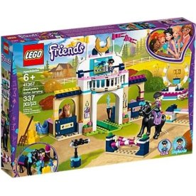 Lego Friends 41367 Stephanies ridespringningsbane
