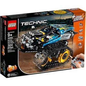 LEGO Technic 42095 Fjernbetjent stunt-racerbil