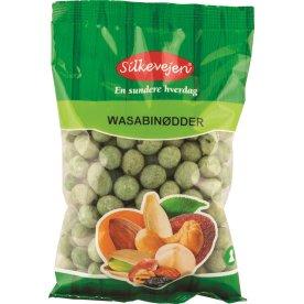 Silkevejen Wasabinødder, 250 g