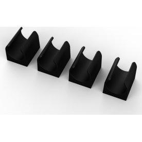 Lintex magnetisk penneholder, 4-pak
