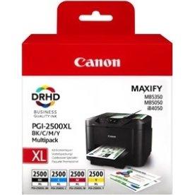 Canon PGI-2500 XL blækpatron blister sampak, BCMY