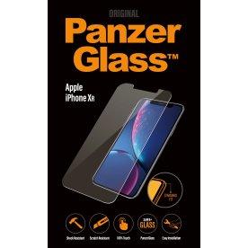 PanzerGlass skærmbeskyttelse til iPhone XR
