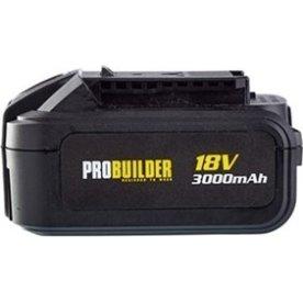 Probuilder batteri, 18V, Li-ion, 3.0Ah