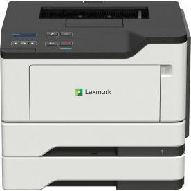 Lexmark B2442dw laserprinter, sort/hvid