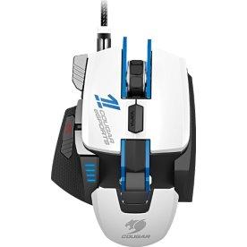 Cougar 700M eSport laser gaming mus, hvid
