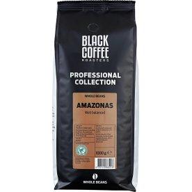 Black Coffee Roasters Amazonas helbønner, 1000g