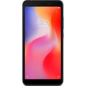 Xiaomi REDMI 6A smartphone, 4G, 32GB, sort