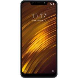 Xiaomi POCOPHONE F1 smartphone, 4G, 128GB, Stålblå