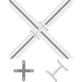 Lintes Edge 4-sammenkobling, X-kobling