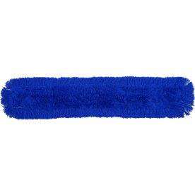 Lommemoppe til mopstativ, blå, akryl, 80 cm