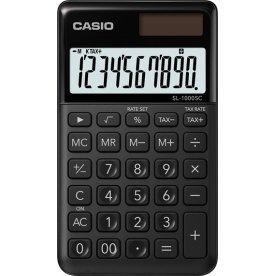 Casio SL-1000TW bordregner, sort