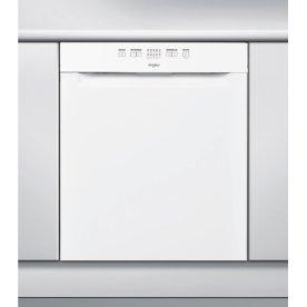 Whirlpool WUE 2B16 Indbygningsopvaskemaskine, hvid