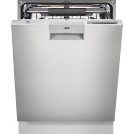 AEG FFB63706PM Indbygningsopvaskemaskine, stål