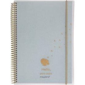 Mayland Stor Studiekalender, 1 dag, Solo, hello
