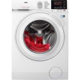 AEG L6FBE740G frontbetjent vaskemaskine