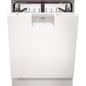 AEG FFB63706PW - Opvaskemaskine til indbygning