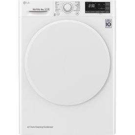 LG RC80S2AV0W Kondenstørretumbler med varmepumpe