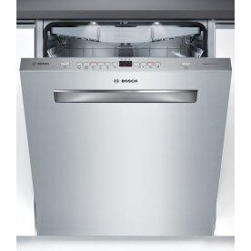 Bosch SMP69M15SK m./Zeolith Indbygniopvaskemaskine
