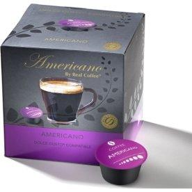 Real Coffee kaffekapsel Americano, 16 stk.