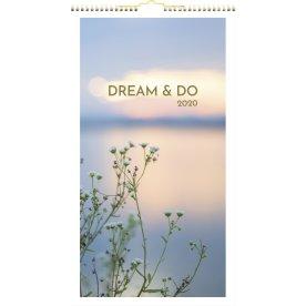 Mayland Vægkalender, 12 måneder, Dream&Do