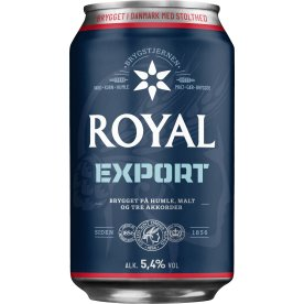 Royal Export 33 cl