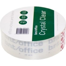 Office Krystal Tape 19 mm x 33 m