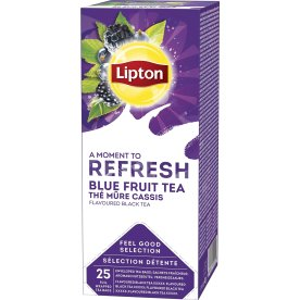 Lipton Blue Fruit te 25 breve
