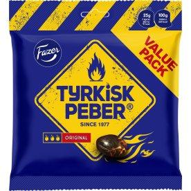 Fazer Tyrkisk Peber, 300 g