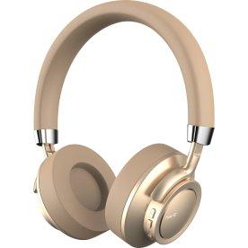 Havit F9 Trådløse Hovedtelefoner, guld