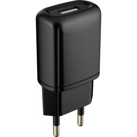 Havit HV-UC8814 1-Ports USB oplader, Sort